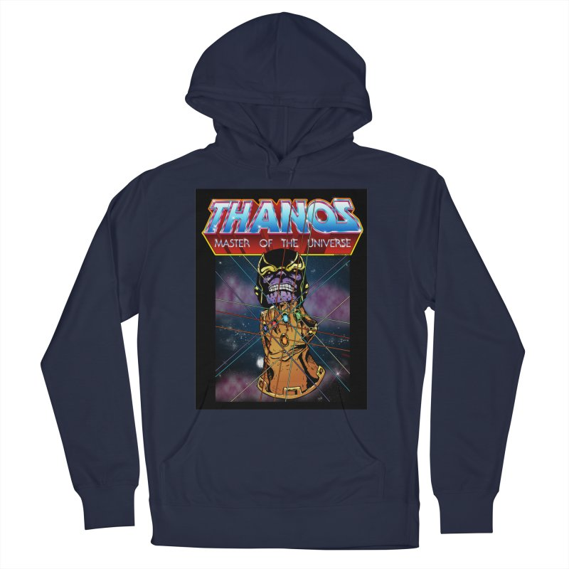 Thanos master of the universe Men's Pullover Hoody by doombxny's Artist Shop