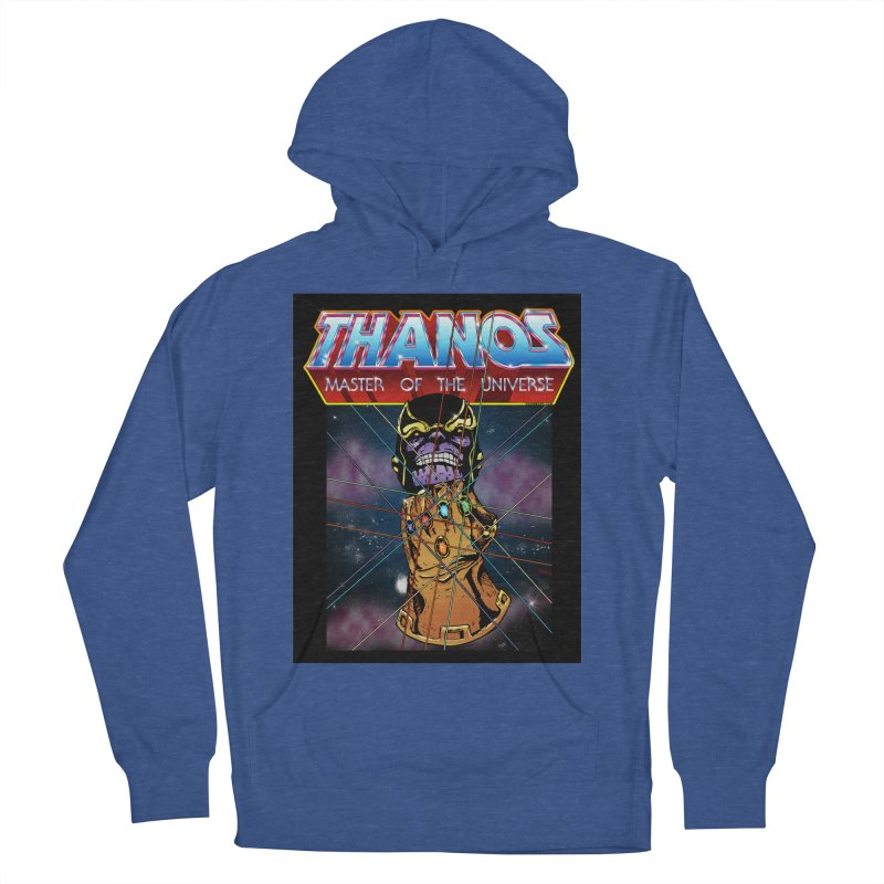 Thanos master of the universe Men's French Terry Pullover Hoody by doombxny's Artist Shop