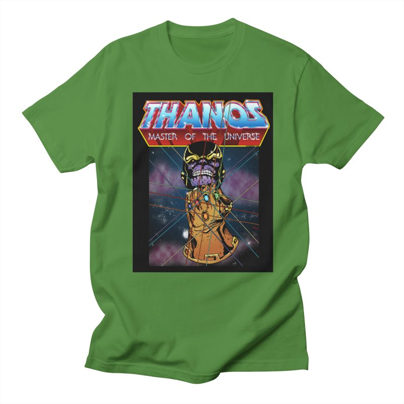 Thanos master of the universe Men's Regular T-Shirt by doombxny's Artist Shop