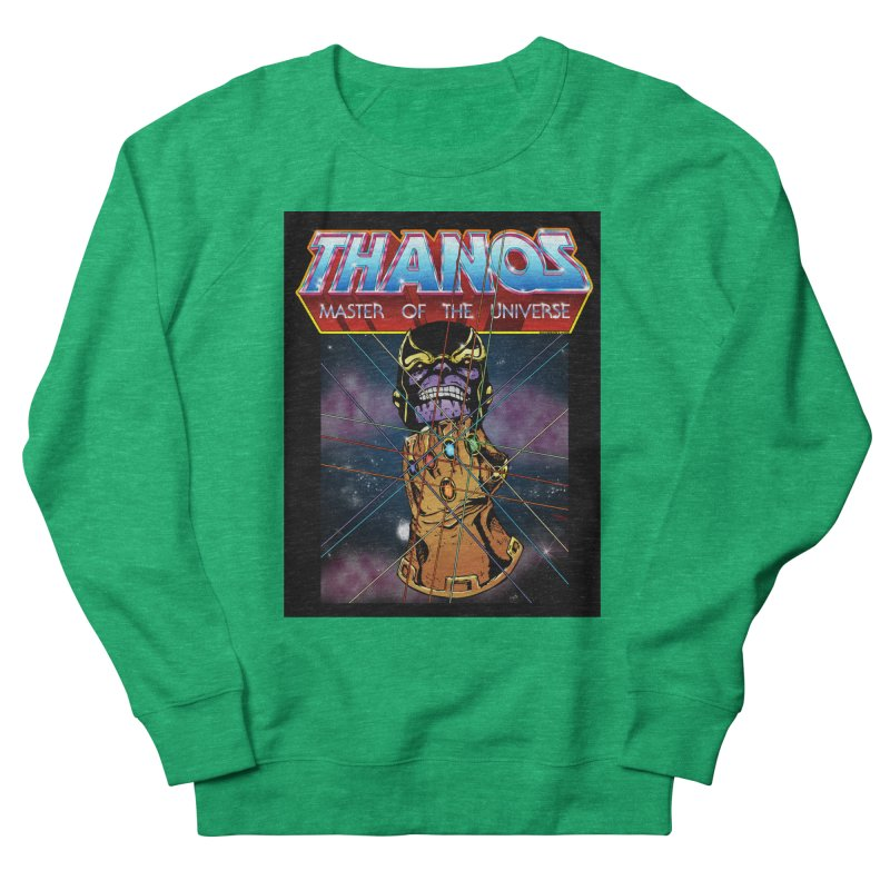 Thanos master of the universe Women's Sweatshirt by doombxny's Artist Shop
