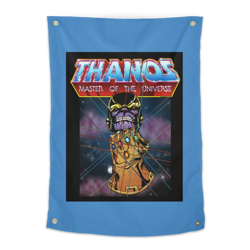 Thanos master of the universe Home Tapestry by doombxny's Artist Shop