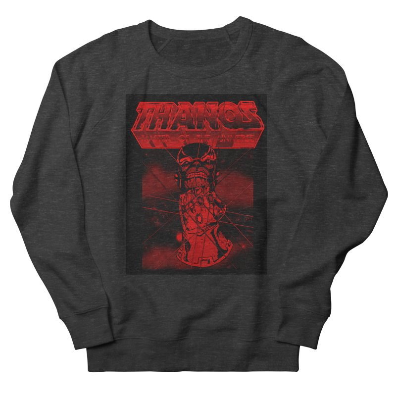 Thanos Master Of The Universe blood red version Men's Sweatshirt by doombxny's Artist Shop