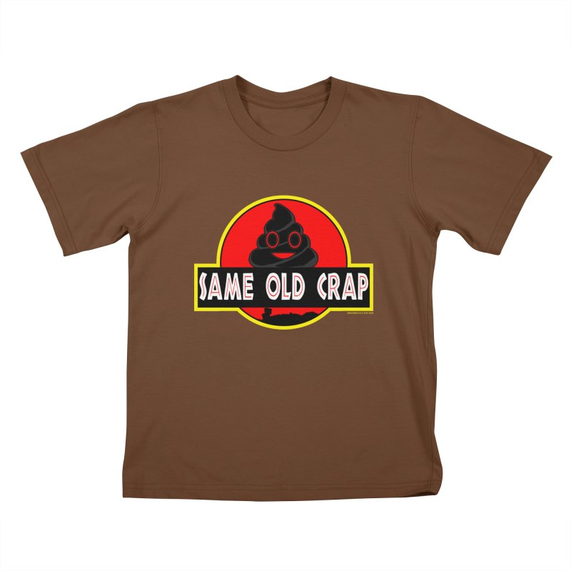 Same Old Crap Kids T-Shirt by doombxny's Artist Shop