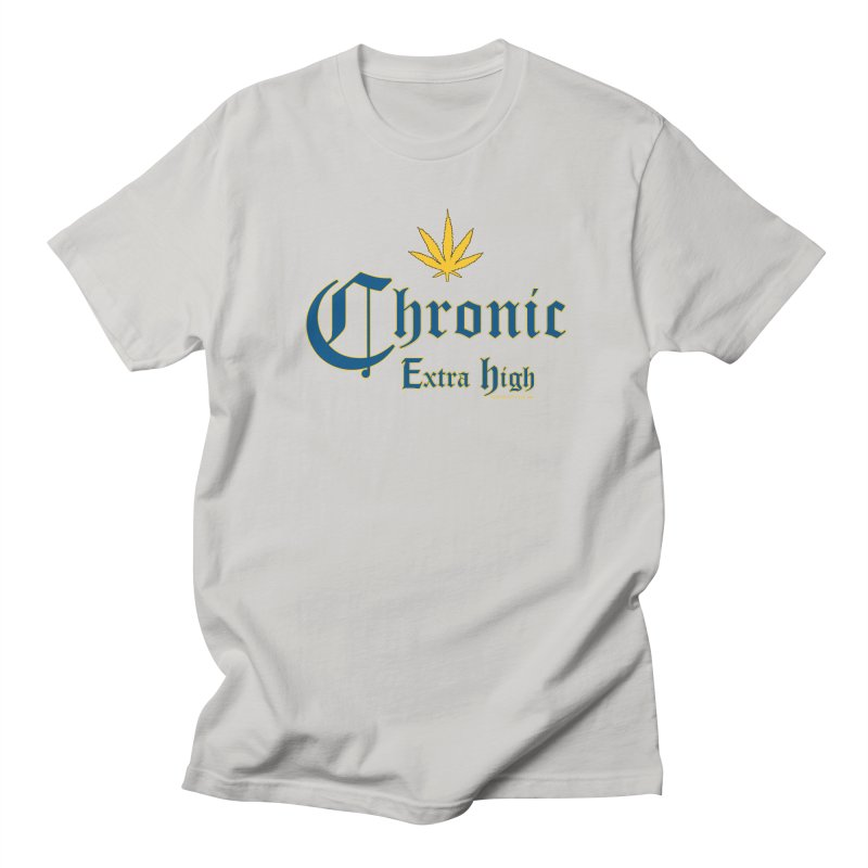 Chronic Extra High Men's T-Shirt by doombxny's Artist Shop