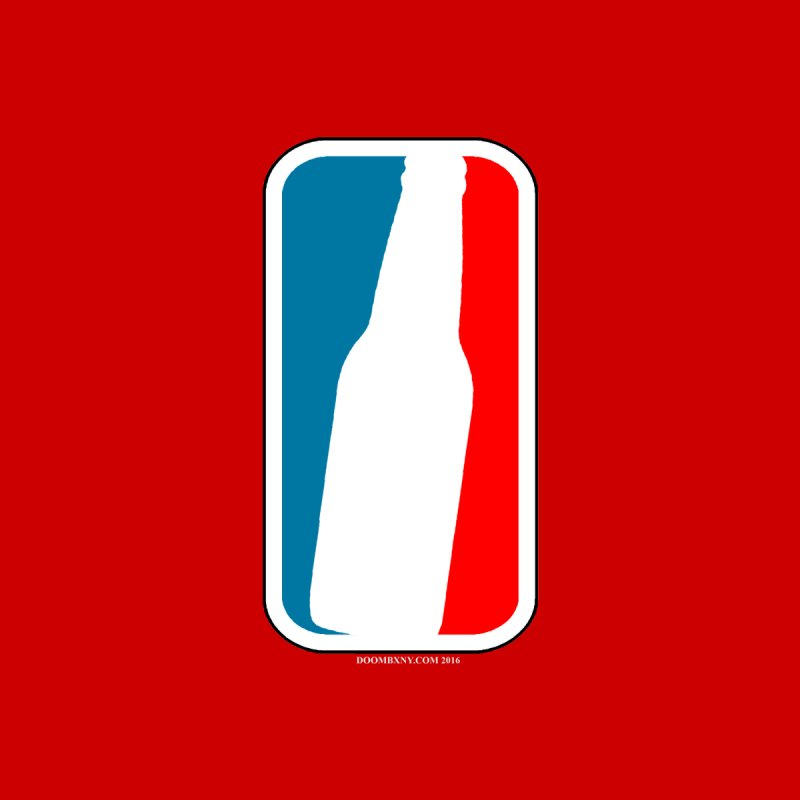 Beer Bottle Logo None  by doombxny's Artist Shop