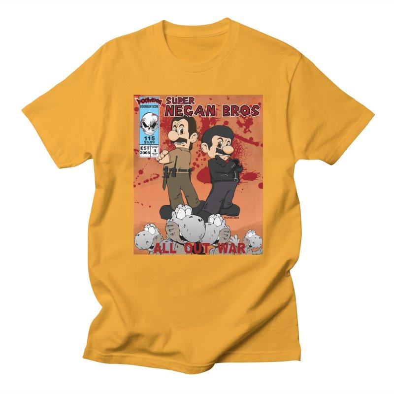 Super Negan Bros: All Out War Women's Regular Unisex T-Shirt by doombxny's Artist Shop