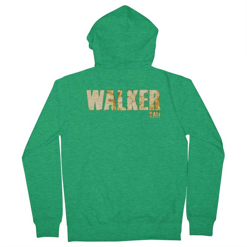 Walker Bait Men's Zip-Up Hoody by doombxny's Artist Shop