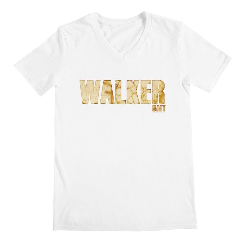 Walker Bait Men's V-Neck by doombxny's Artist Shop