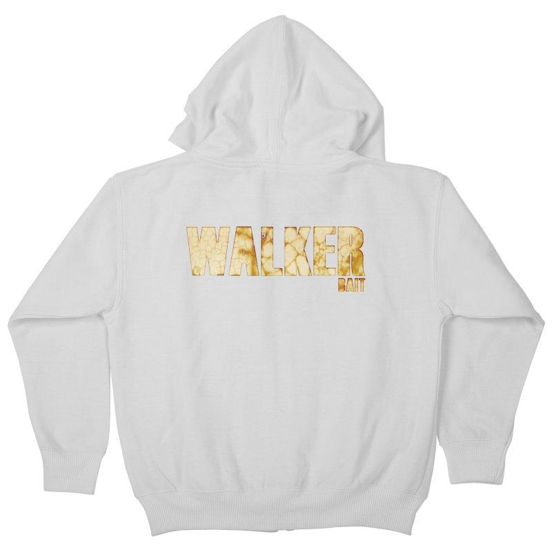 Walker Bait Kids Zip-Up Hoody by doombxny's Artist Shop