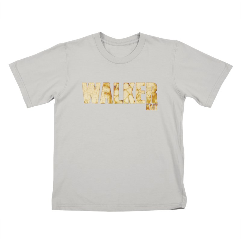 Walker Bait Kids T-Shirt by doombxny's Artist Shop