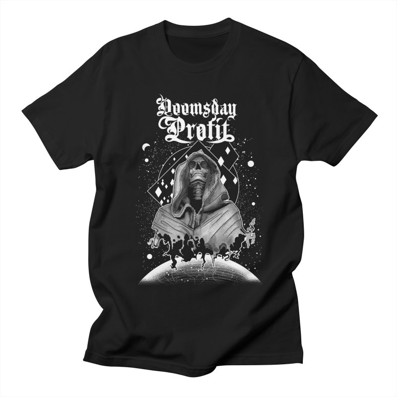 Space Reaper (Chatterskull) Men's T-Shirt by Doomsday Profit Merch