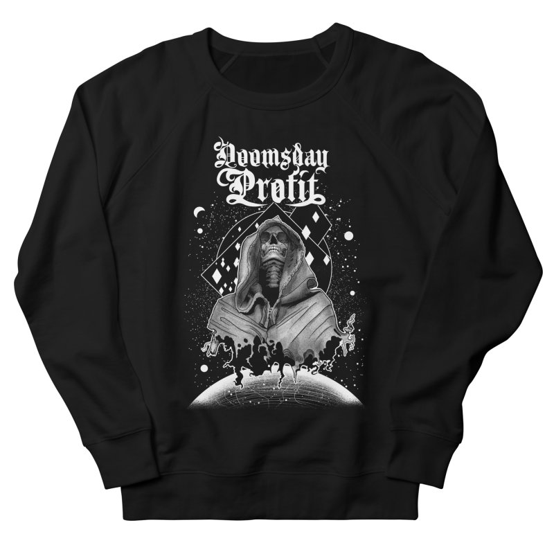 Space Reaper (Chatterskull) Men's Sweatshirt by Doomsday Profit Merch