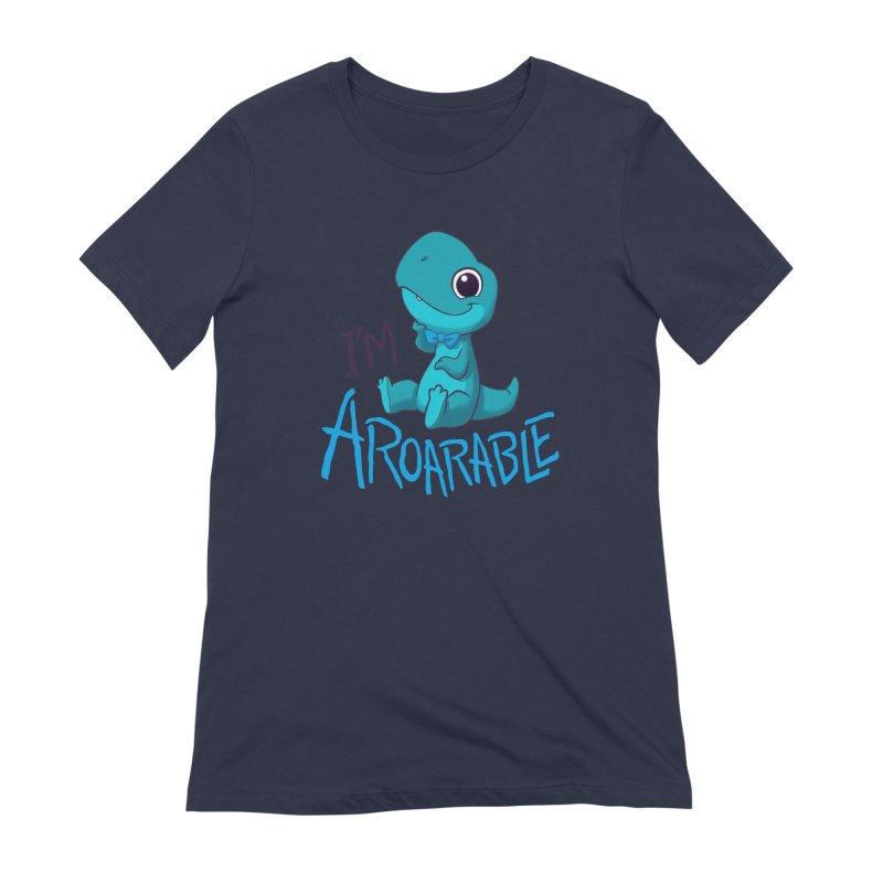 Aroarable Women's Extra Soft T-Shirt by Dooomcat