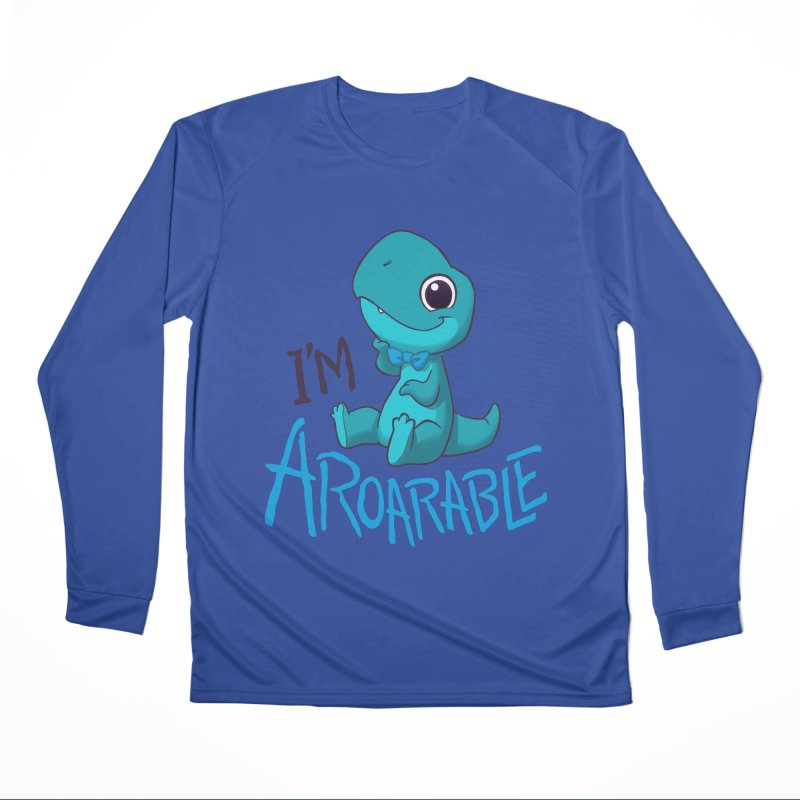 Aroarable Men's Performance Longsleeve T-Shirt by Dooomcat