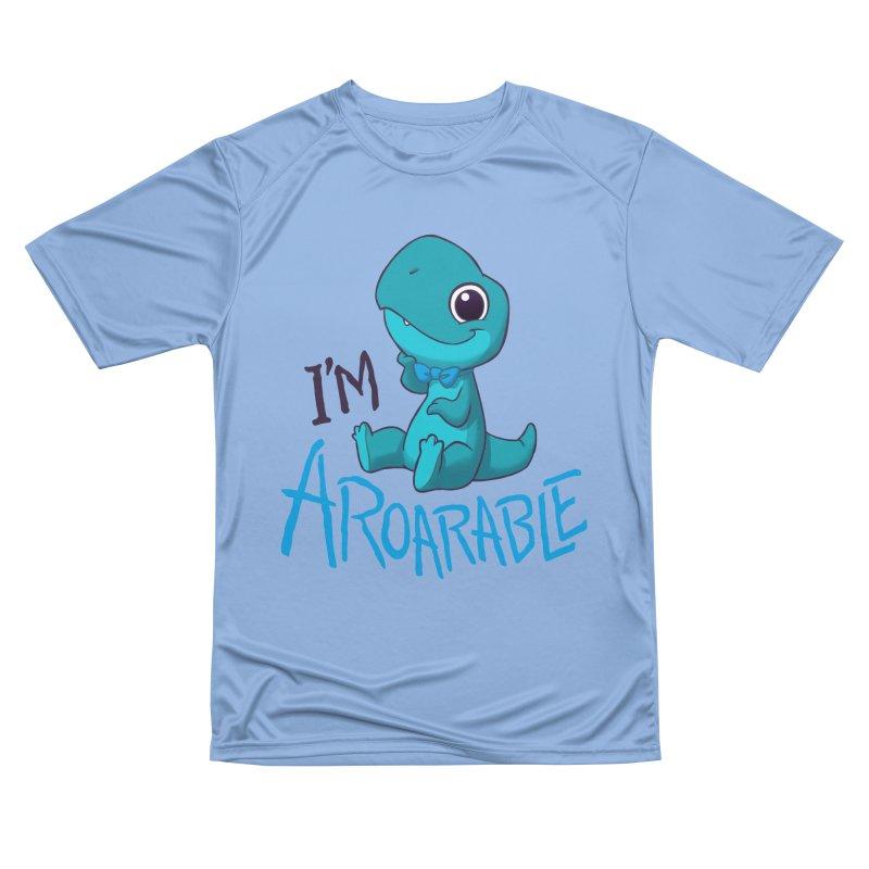 Aroarable Men's T-Shirt by Dooomcat