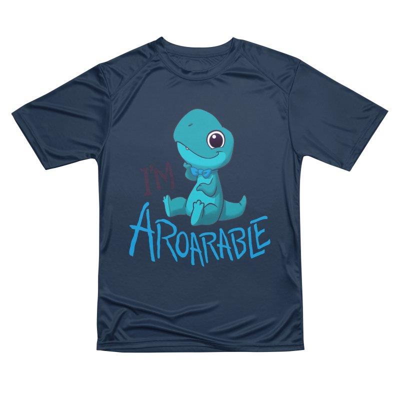 Aroarable Men's Performance T-Shirt by Dooomcat