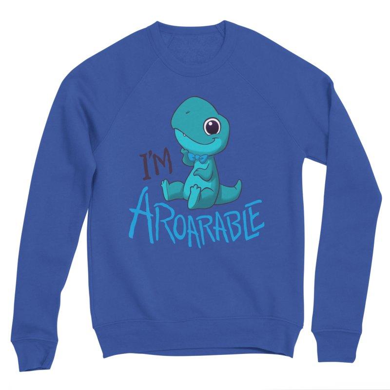 Aroarable Men's Sponge Fleece Sweatshirt by Dooomcat