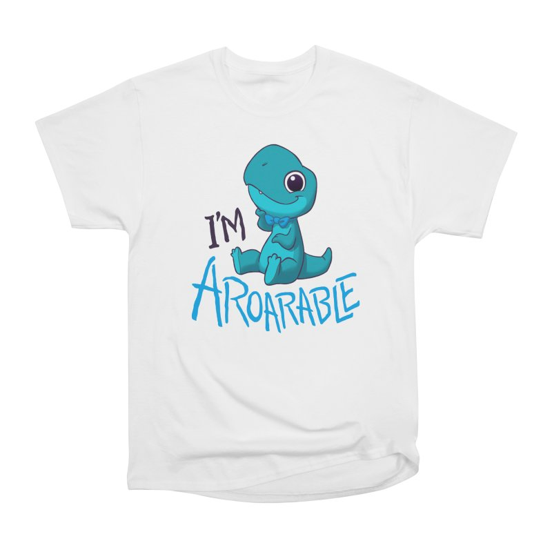Aroarable Women's T-Shirt by Dooomcat