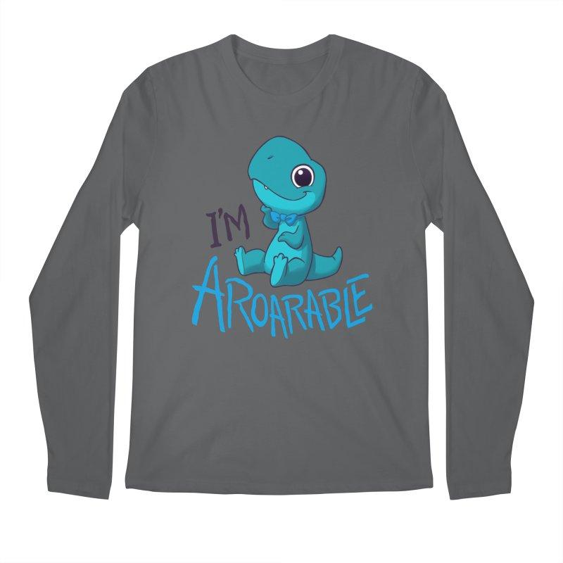 Aroarable Men's Longsleeve T-Shirt by Dooomcat