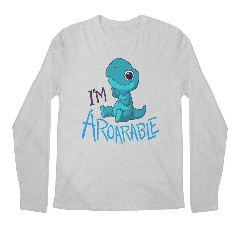 Aroarable Men's Regular Longsleeve T-Shirt by Dooomcat