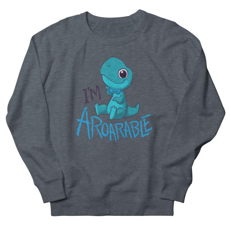 Aroarable Men's French Terry Sweatshirt by Dooomcat