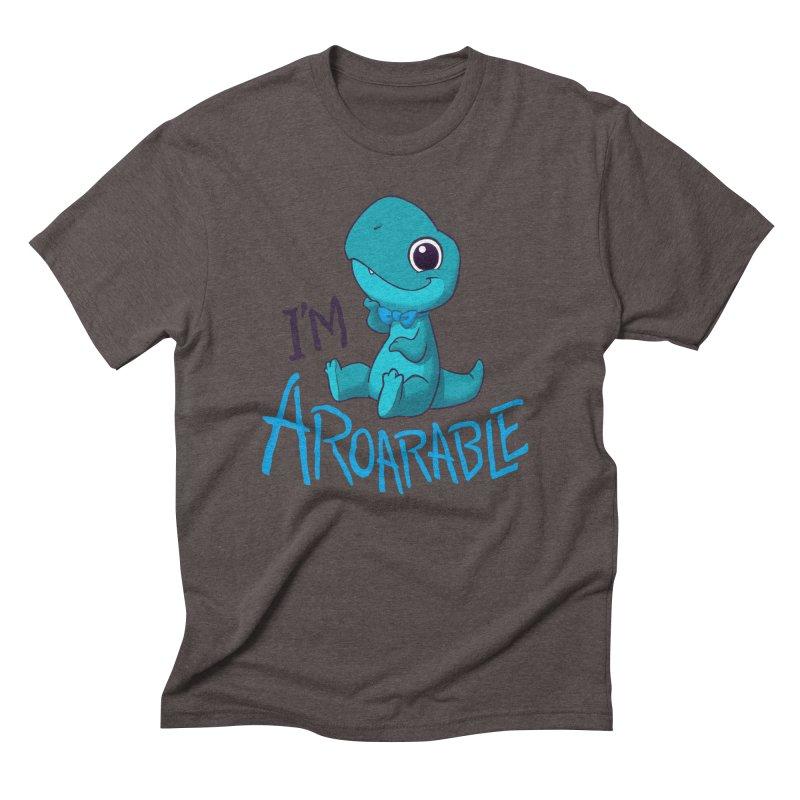 Aroarable Men's Triblend T-Shirt by Dooomcat