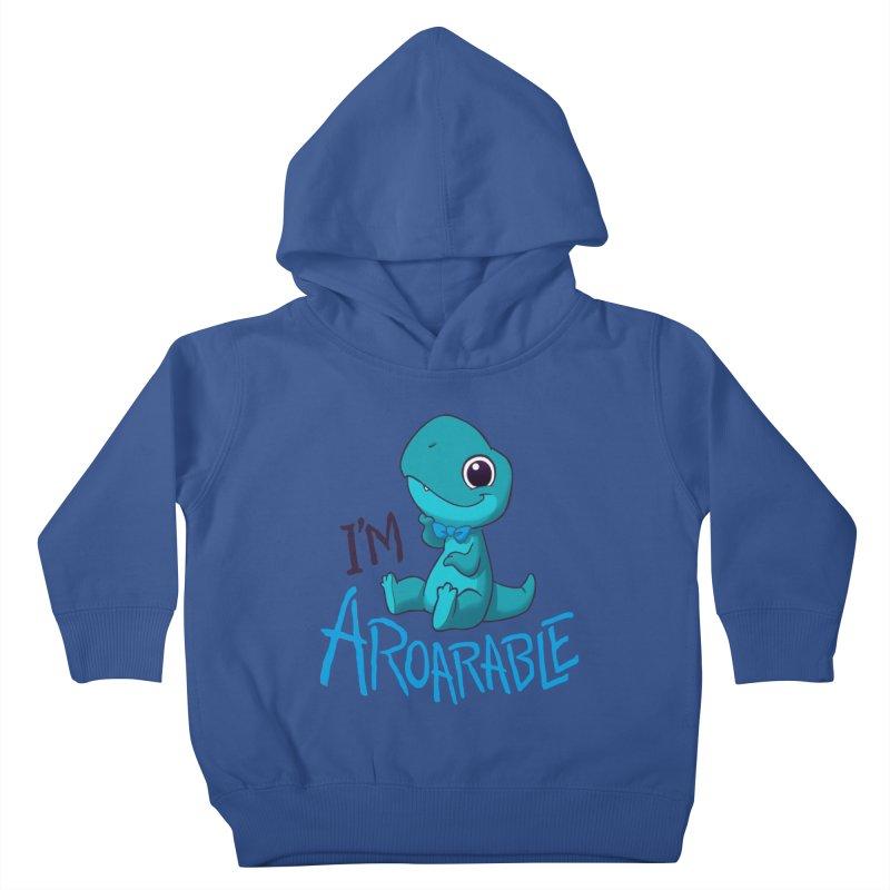Aroarable Kids Toddler Pullover Hoody by Dooomcat