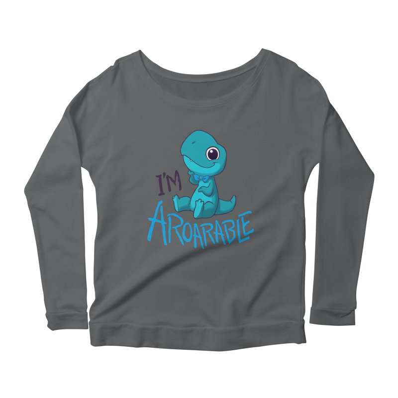 Aroarable Women's Longsleeve T-Shirt by Dooomcat