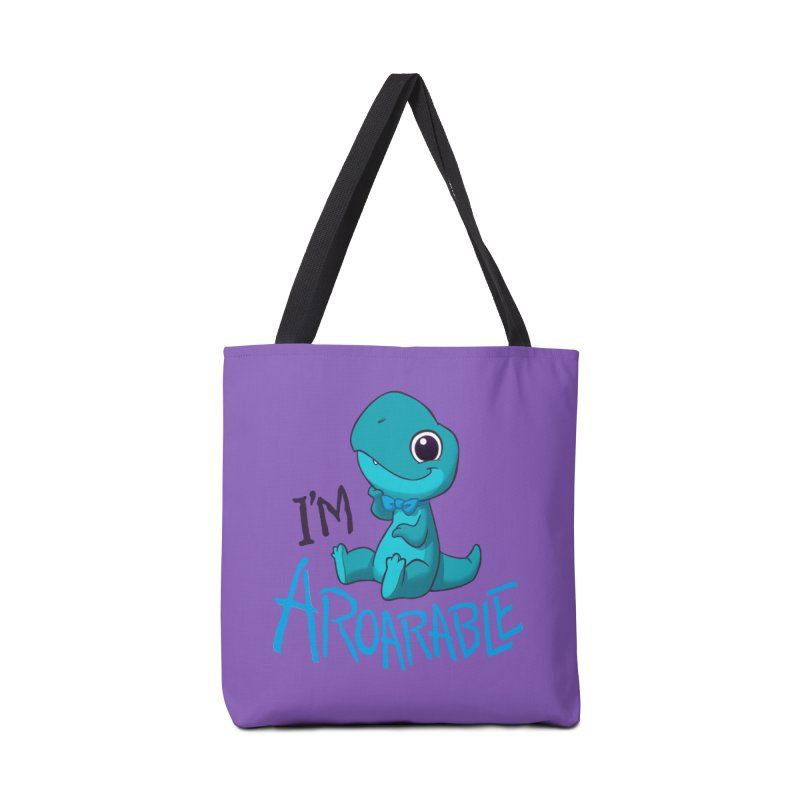 Aroarable Accessories Tote Bag Bag by Dooomcat