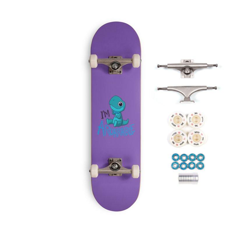 Aroarable Accessories Complete - Premium Skateboard by Dooomcat
