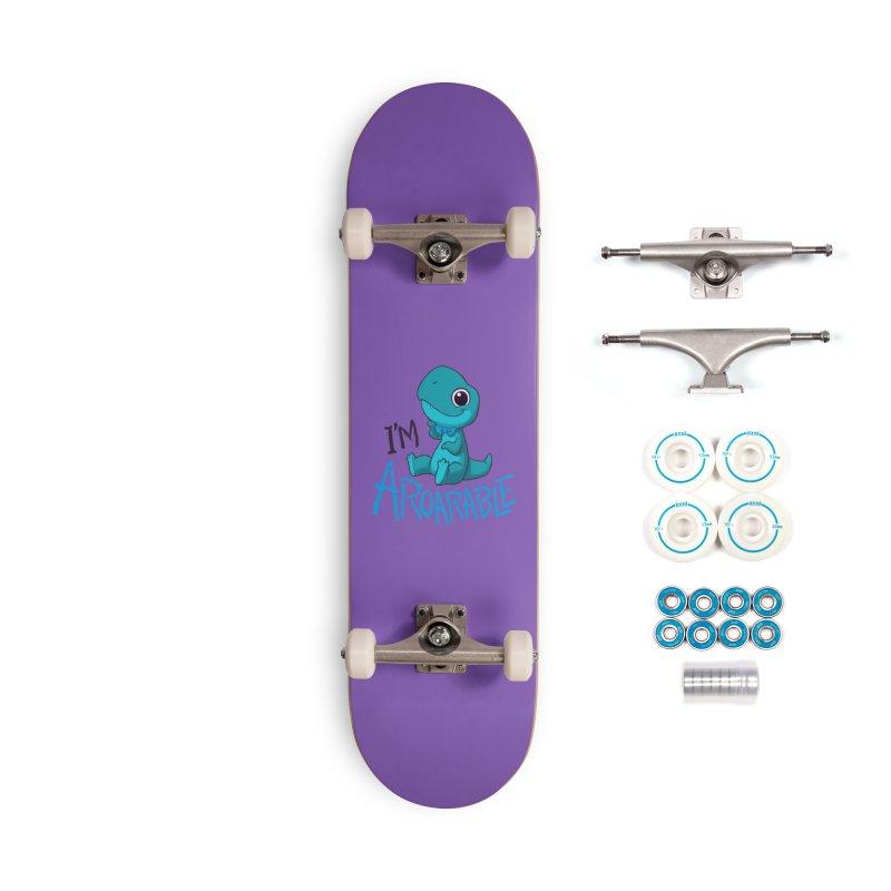 Aroarable Accessories Complete - Basic Skateboard by Dooomcat