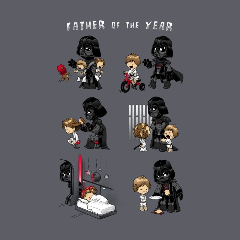 Father of the Year Men's Sweatshirt by Dooomcat
