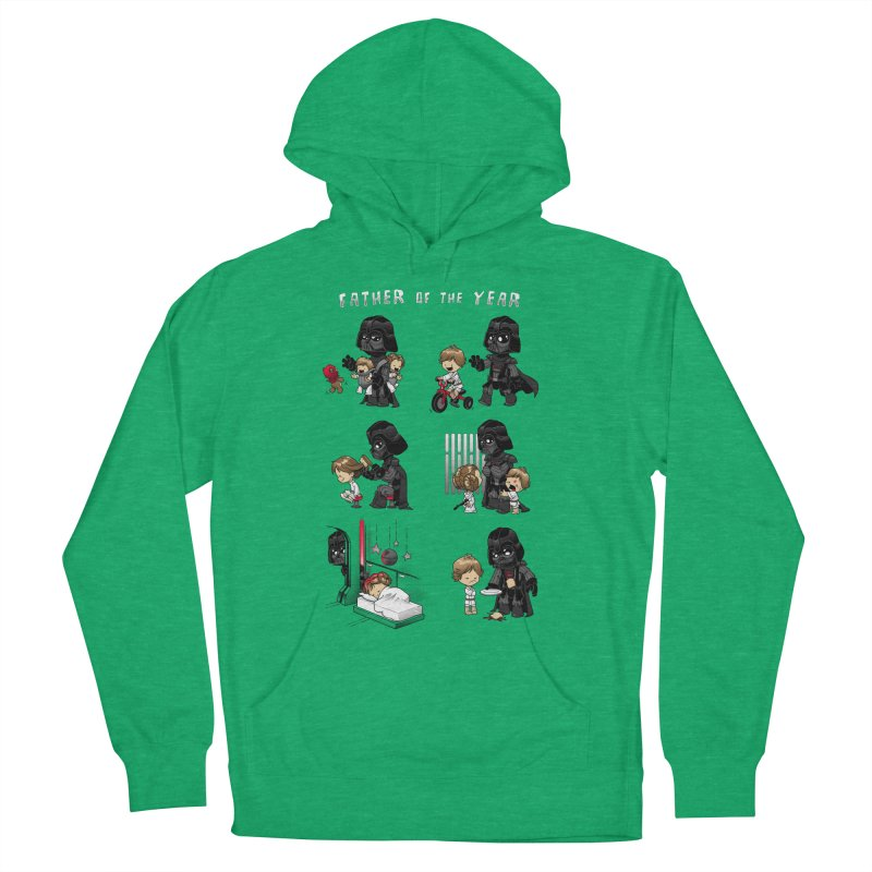 Father of the Year Men's Pullover Hoody by Dooomcat