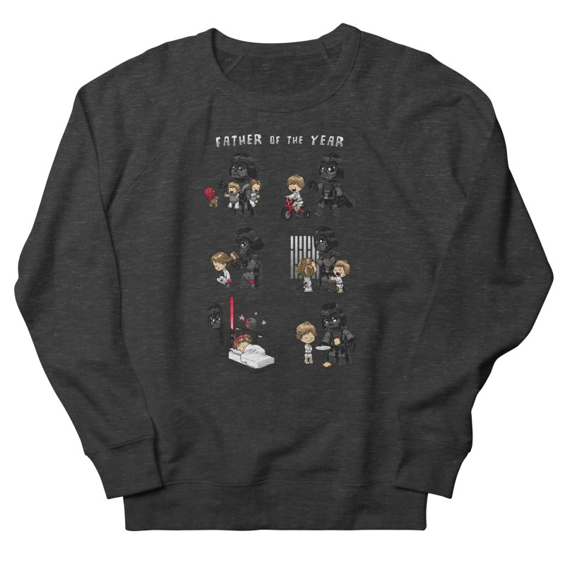 Father of the Year Women's Sweatshirt by Dooomcat