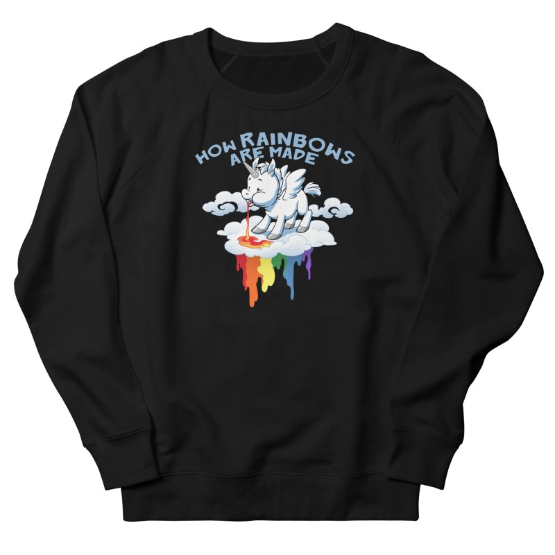 Rainblows Men's Sweatshirt by Dooomcat
