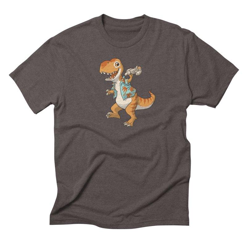 JKF Men's Triblend T-Shirt by Dooomcat
