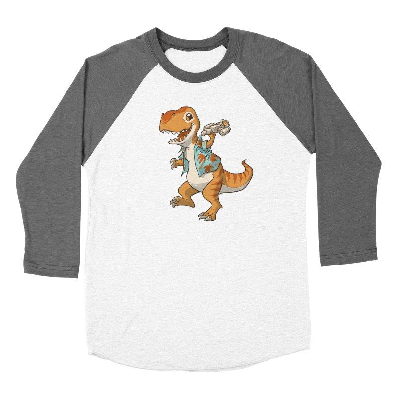 JKF Men's Baseball Triblend T-Shirt by Dooomcat