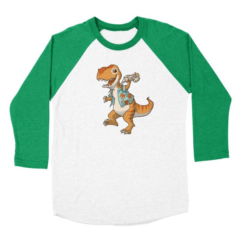 JKF Men's Baseball Triblend Longsleeve T-Shirt by Dooomcat
