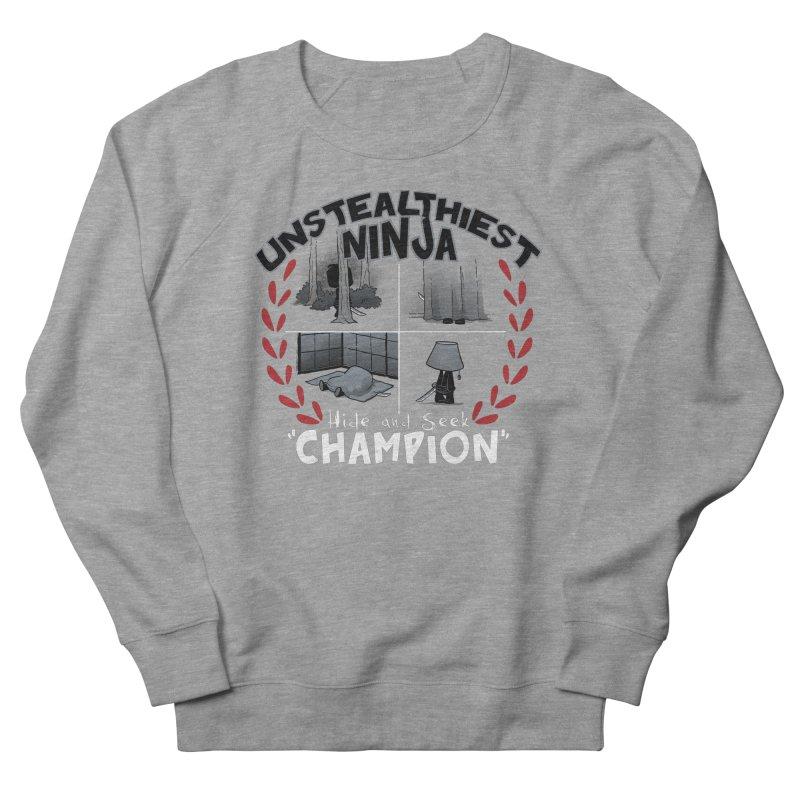 Unstealthiest Ninja Men's Sweatshirt by Dooomcat