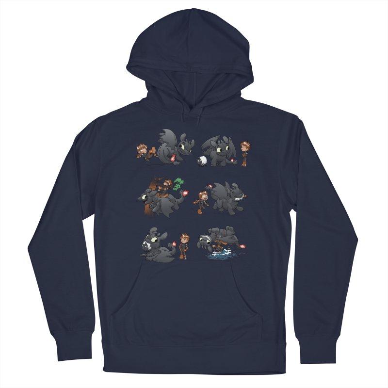 How Not to Train Your Dragon Men's Pullover Hoody by Dooomcat