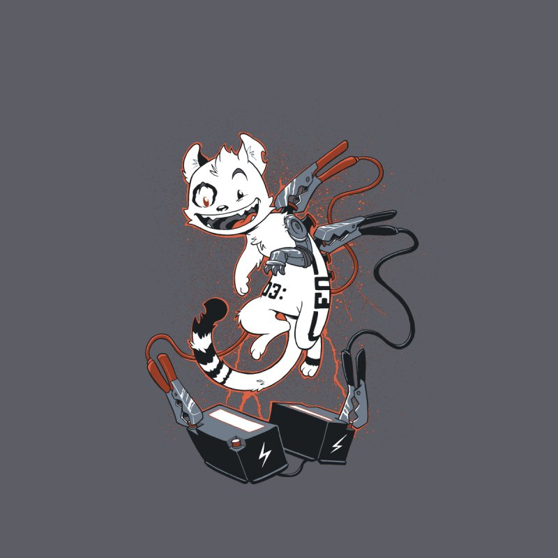 Cybercat Men's Tank by Dooomcat