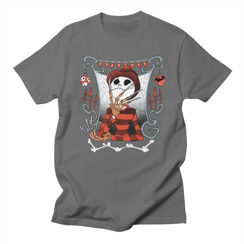 The Nightmare King Men's T-Shirt by Dooomcat