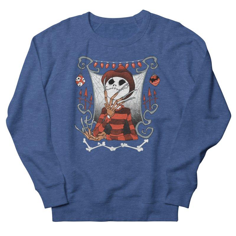 The Nightmare King Men's Sweatshirt by Dooomcat