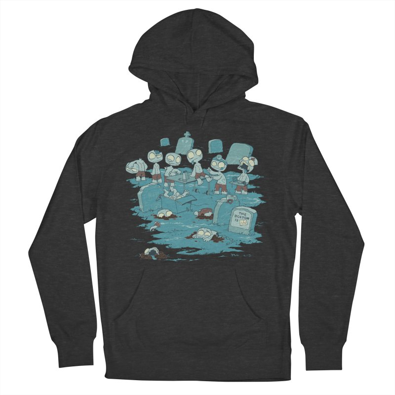 The Bodyshop Men's Pullover Hoody by Dooomcat