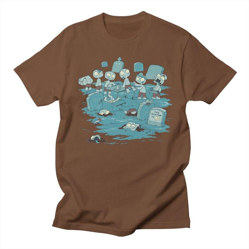 The Bodyshop Men's Regular T-Shirt by Dooomcat