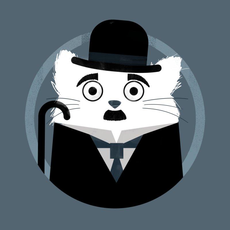 Cat Chaplin Women's Pullover Hoody by DOOZAL