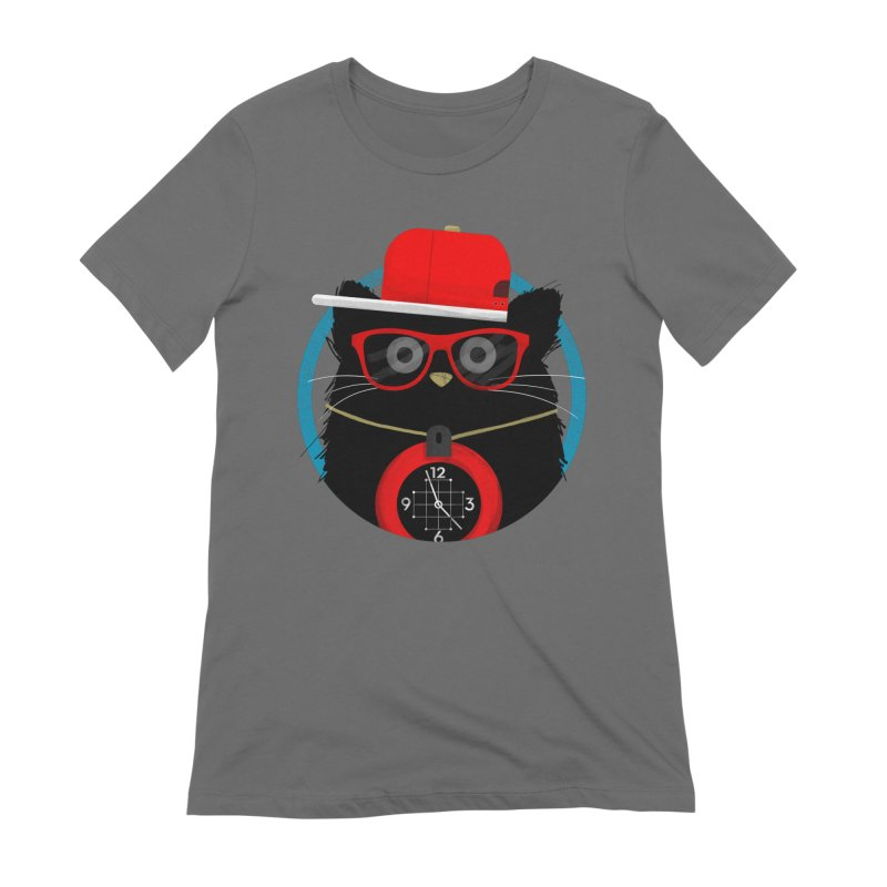 Cat Flavour Women's T-Shirt by DOOZAL