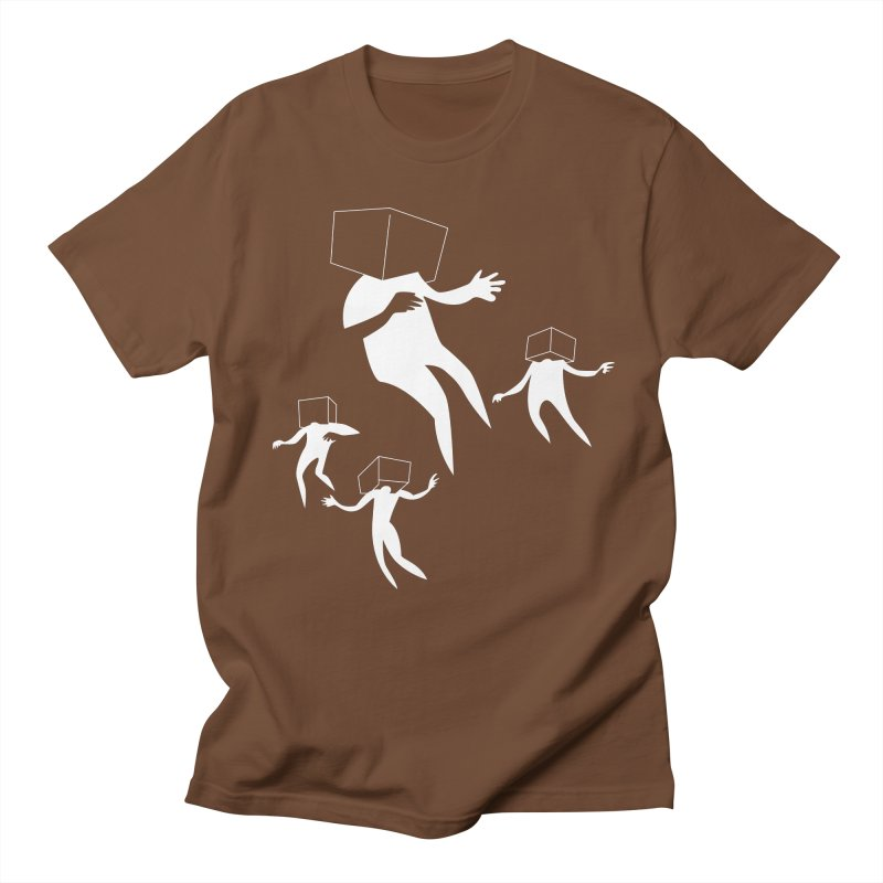 Portal 01 Men's T-Shirt by Dorian Denes' Artist Shop