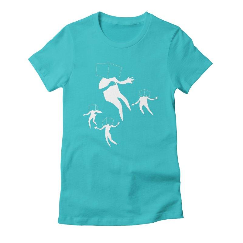 Portal 01 Women's T-Shirt by Dorian Denes' Artist Shop