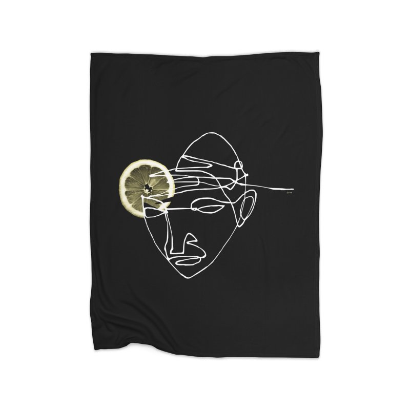 Enhancer 01 Home Blanket by Dorian Denes' Artist Shop